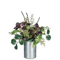 Herb & Berry Potted Plant