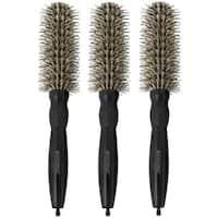 Bio Ionic Boarshine 1.25-inch Medium Brush (Pack of 3)