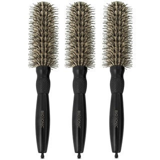 Bio Ionic Boarshine 1.25-inch Medium Brush (Pack of 3)