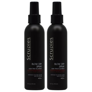 Scruples Blow Dry 6.6-ounce Spray (Pack of 2)