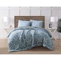 Brooklyn Loom Pine Harbor 4-piece Comforter Set with Bonus Quilt
