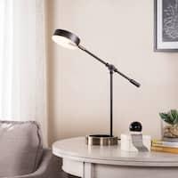 Harper Blvd Miestabel Black Task/ Desk Lamp