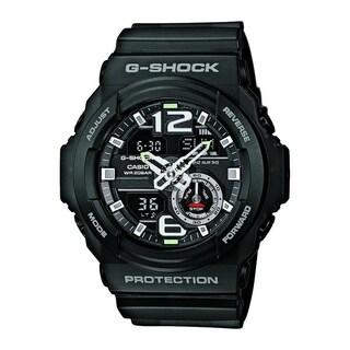 Casio G-SHOCK Analog-Digital Sport Quartz Watch - Black