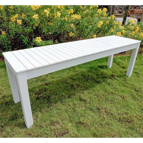 International Caravan Royal Fiji 52-inch Garden Bench