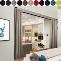 "InStyleDesign 96""H Room Divider Curtain with Grommet (1 Panel)"