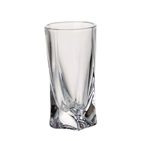 Quadro Shot Glass 50ml S/6
