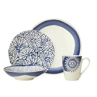 Lenox Market Place Indigo 4 Piece Place Setting