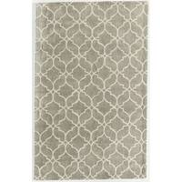 Hollywood Soft Wool Moroccan Trellis Area Rug - 8' x 10'