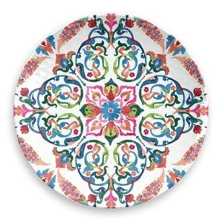 Indie Floral Salad Plate