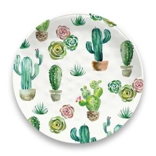 Desert Garden Dinner Plate