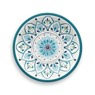 Moroccan Medallion Salad Plate