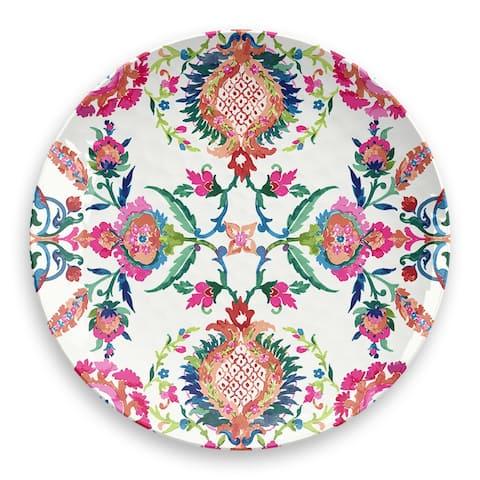 Indie Floral Dinner Plate