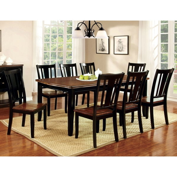 Shop Maison Rouge Collins 9 Piece Country Style Dining Set On Sale Free Shipping