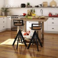 Amisco Scroller Metal Screw Stool