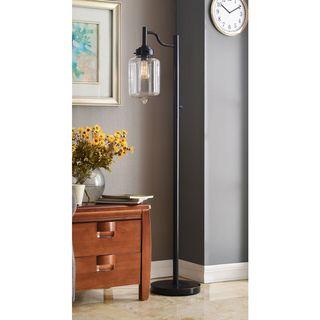 Carbon Loft Mangano Floor Lamp