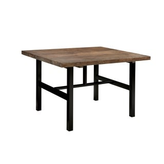 Carbon Loft Lawrence Reclaimed Wood 48-inch Dining Table - Brown