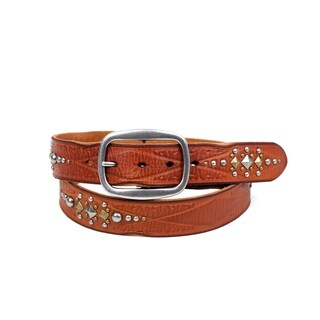 Old Trend Delta Leather Belt