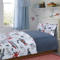 Little Adrien - Explorer 3pc Microfiber Quilt Sets