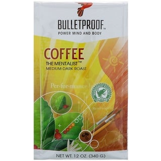BulletProof The Mentalist Whole Bean Coffee 12-ounce