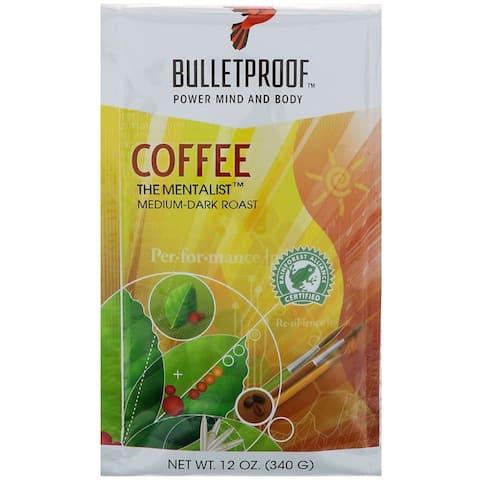 BulletProof The Mentalist Whole Bean Coffee 12-ounce