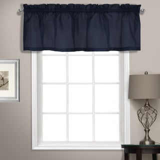 Luxury Collection Summit Sheer Voile Straight Valance