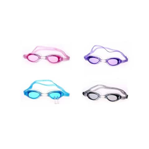 Swim Goggles (1 or 2 Pack)
