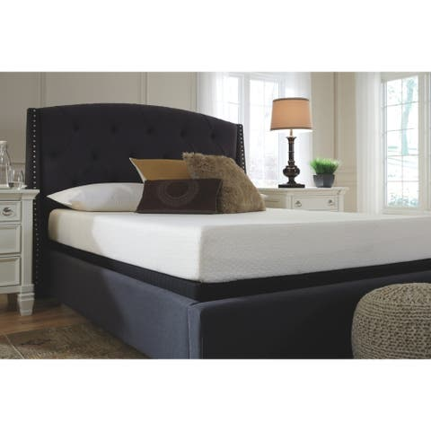 Signature Design by Ashley Chime 8-inch Memory Foam Mattress