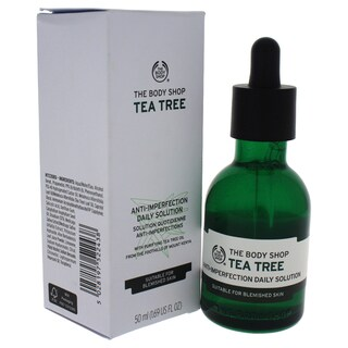 The Body Shop Tea Tree Anti-imperfection 1.69-ounce Daily Solution Oil