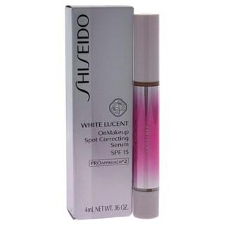 Shiseido White Lucent OnMakeup 0.16-ounce Spot Correcting Serum SPF 15 Natural