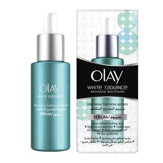 Olay White Radiance Advanced Whitening Intensive Fairness Serum, 40 ml (1.3 Oz)