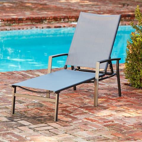 Hanover Naples Sling Chaise