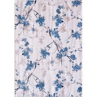 VCNY Home Botanical Medallion Area Rug - 2' x 3'