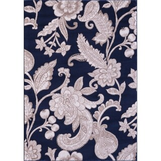 VCNY Home Botanical Swirl Area Rug