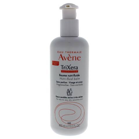 Avene Trixera 13.52-ounce Nutrition Nutri-fluid Balm