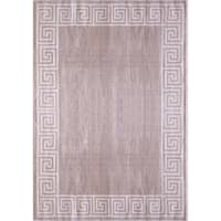 VCNY Home Geo Border Area Rug