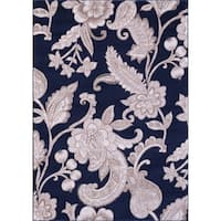 VCNY Home Botanical Swirl Area Rug - 2' x 3'