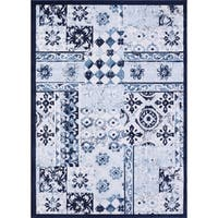 VCNY Home Patchwork Area Rug - 5' x 7'