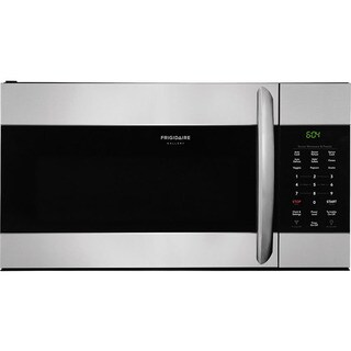 Frigidaire Gallery 1.7 Cu. Ft. Over-The-Range Microwave in Stainless Steel