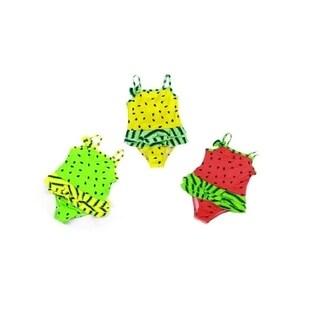 Little Girls' Melon Swimsuit