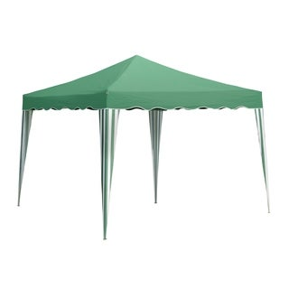 "Transcontinental Green Top, Steel, Pop-up Gazebo, Two sizes- 78"" or 118"""