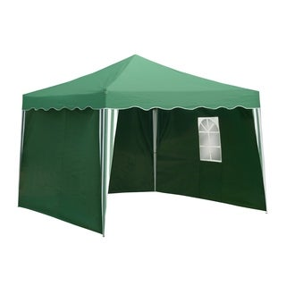 "Set of Three Side Panels from Transcontinental to accompany 78"" or 118"" Gazebo"