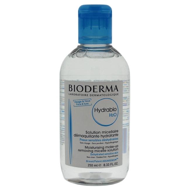 Bioderma HydraBio H2O 8.5-ounce Micelle Solution, Blue wash