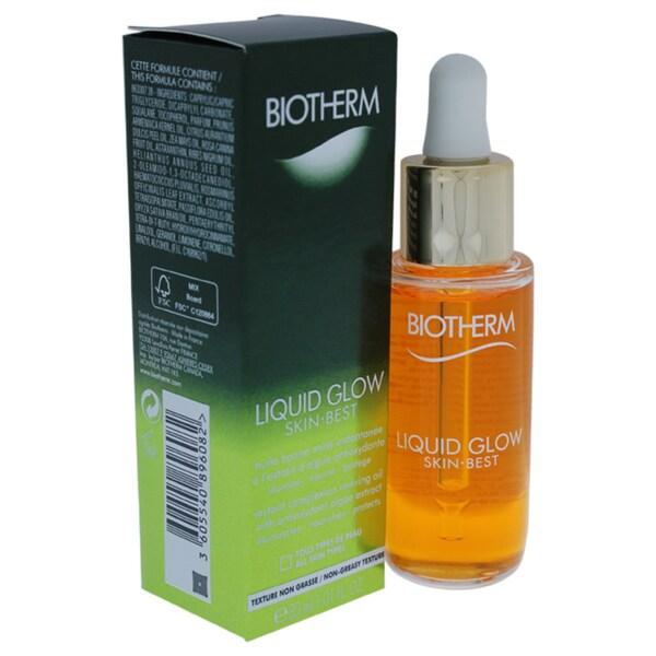 biotherm glow oil