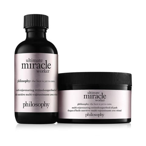 Philosophy Ultimate Miracle Worker 2-piece Gift Set