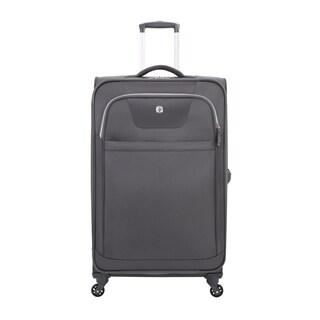 SwissGear Grey 29- inch Spinner Suitcase
