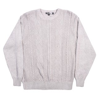 San Remo 100% Cotton Men's Crew Neck Sweater