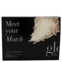 Glo Skin Beauty Meet Your Match Foundation Kit Honey