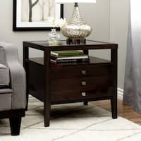 Oliver & James Brown Aristo Halifax Side Table