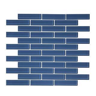 Blue Glass Tile Find Great Home Improvement Deals