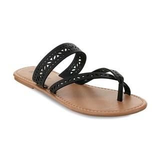 f827276eaf74 Buy Size 7 Flip Flops Women s Sandals Online at Overstock.com